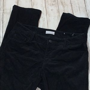 10 Loft corduroy  pants